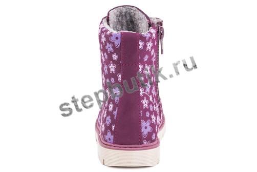 352064-32 Котофей Ботинки (25-29) борд