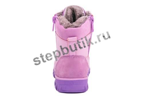 352071-54 Котофей Ботинки (25-29) лил