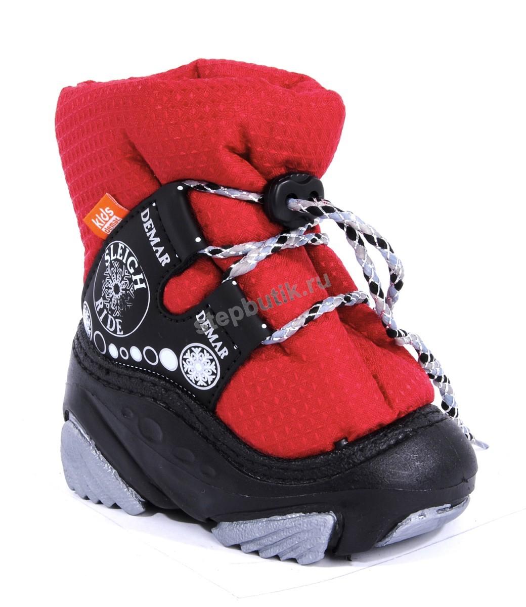 4016 SNOW RIDE DEMAR Сапожки (20-27) кр
