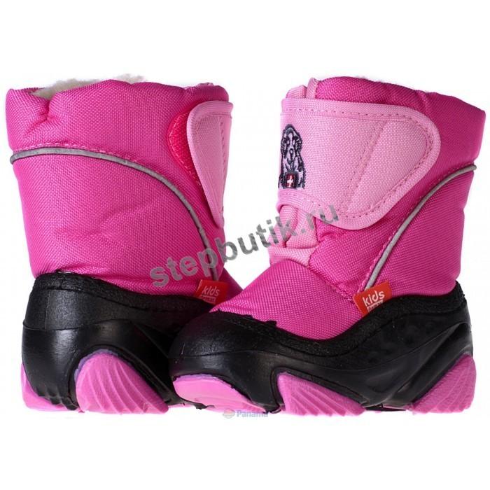 4021 DOGGY Сапожки (20-29) розовый