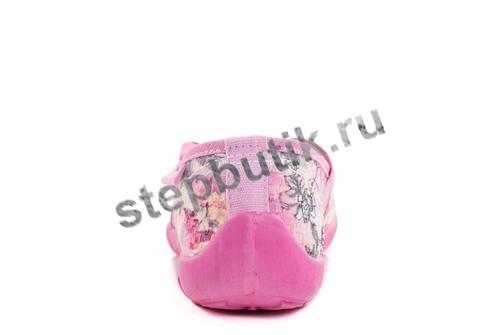 431091-11 Котофей Туфли текстиль (26-31) роз