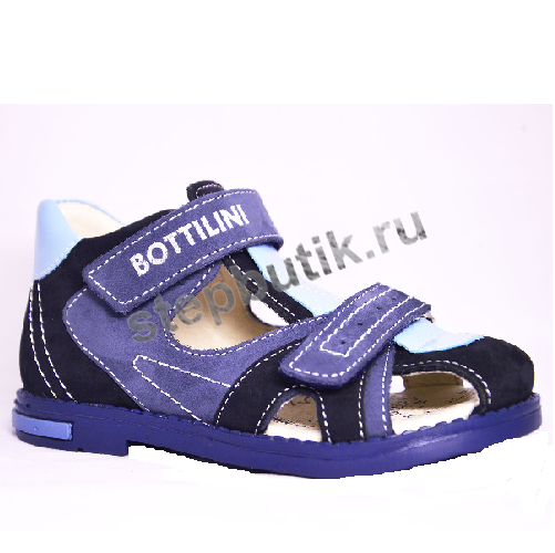 SO-096(8) Bottilini Сандалии (22-25) син-гол