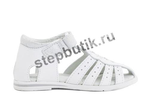 322030-22 Котофей Босоножки (25-29) белый