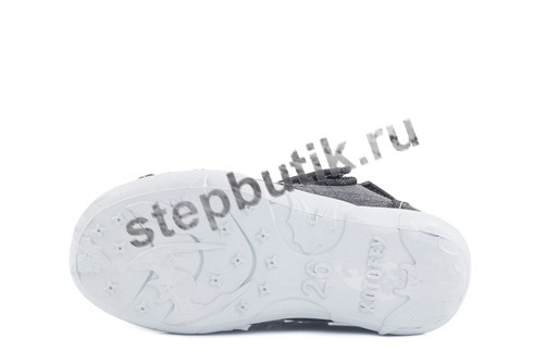 421013-14 Котофей Сандалии текст.(26-31) чер