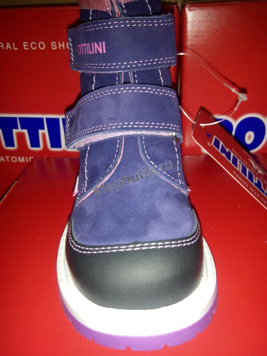 BL-144(4) Bottilini Ботинки мех (26-31) фио