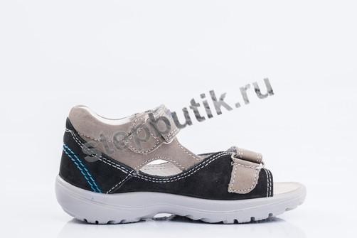 322024-23 Котофей Сандалии (25-28) серый